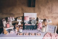 Baby Shower Dessert Table by B Sweet Designs