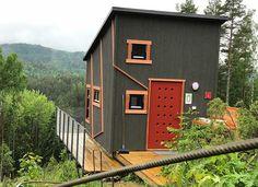 Domino Shed, Outdoor Structures, Design, Modern, Barns, Sheds