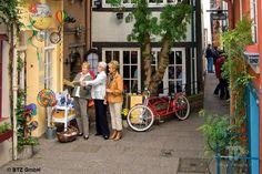 Quartiere Schnoor - Brema