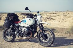 Direction le Wheels and Waves en BMW R nineT Urban GS - Chazster