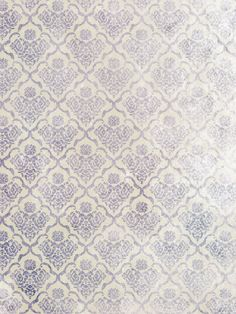Blue and white wallpaper pattern ~ free image.