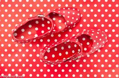 Photo Polka Dots on Flamenco Shoes by Wijnand Loven on 500px