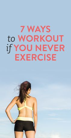 easy ways to exercise if you hate the gym #fitness