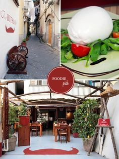 A European Honeymoon: Amalfi Coast