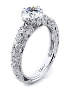 Supreme Jewelry SJ1506 Engagement Ring photo