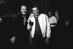 Steve McQueen with Dick Powell Steeve Mac Queen, Sam Page, Steve Mcqueen Style, Real Movies, Ziegfeld Girls, Jules Verne, Hollywood Stars, American Actors, Film