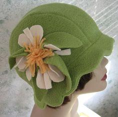 Cloche hat - etsy