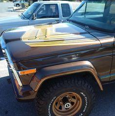 Golden Eagle Cherokee Chief, Jeep Cherokee, Native American Jewellery, American Jewelry, Jeep Pickup, Jeep Truck, Jeep Golden Eagle, Jeep Garage, Old Jeep