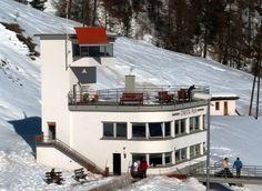 Cresta Run Club House, St Moritz #Switzerland #sport #travel