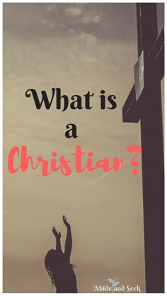In actuality, a Christian isn't defined by their religious practices. To be a Christian means you have developed a relationship with Jesus Christ. Many people may not understand this and that is the reasoning behind my desire to write this article. Christian Living, Christian Faith, New Year Verses, Christian Women's Ministry, Jesus Loves You, Daily Devotional, Jesus Christ, Christianity, Bible Verses
