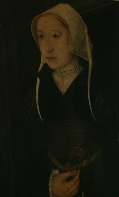 Possibly Margaret Douglas, Countess of Lennox, Daughter of Margaret Tudor, Niece of Henry VIII by lisby1, via Flickr