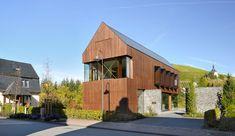 Architekten Stein Hemmes Wirtz  +Energiehaus Kasel