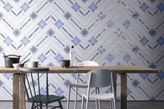 Mosaico+ Decor Collection - Carpet Blue  #mosaicopiu #glass #mosaic #glassmosaic #mosaico #minimal #dining #room #wall #walldecor #style #decoration #desing #interiordesign #madeinitaly