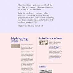 Fonts Used: Acta Headline and Pitch · Typewolf Typography Inspiration