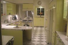 Mid-Mod Kitchen - eine Galerie auf Flickr