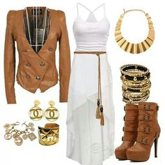Absolutely gorgeous Sunday outfit