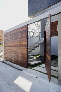 Entrance to PH3 House by T38studio.