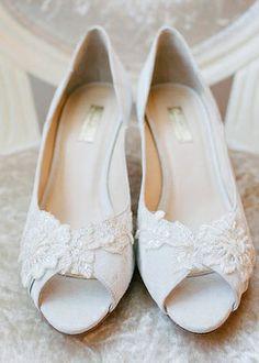 dde4fb49c8d1 Rachel Simpson Esme Suede Peeps Vintage Shoes
