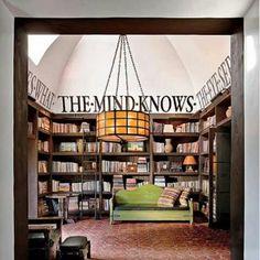 Diane Keaton's Library