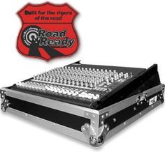 Road+Ready+RRM19R+Universal+19-Inch+Mixer+Case+with+Rack+Rails