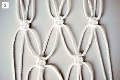 Weddbook is a content discovery engine mostly specialized on wedding concept. You can collect images, videos or articles you discovered organize them, add your own ideas to your collections and share with other people   DIY: Ombre Macrame Hanging
