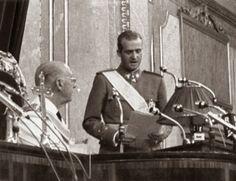 Búscame en el ciclo de la vida: Discurso de Juan Carlos de Borbón al ser nombrado ...