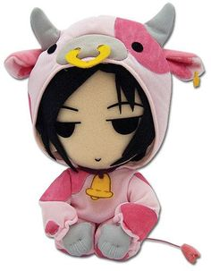 Black Butler Doll Merchandise | Archonia.com » Black butler » Black Butler Plush -I have this now ^_^