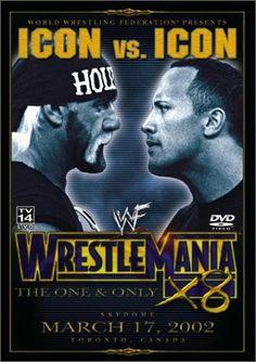WWF WrestleMania X8