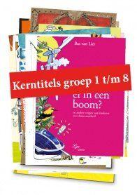 Kerntitels groep 1 t/m 8   Kinderboekengids