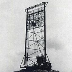Freya Radar - Freya was an early warning radar deployed by Germany during World War II, named after the Norse Goddess Freyja. During the war over a tho...