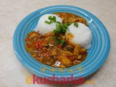 New Recipes, Grains, Curry, Rice, Cooking, Ethnic Recipes, Red Peppers, Cucina, Curries