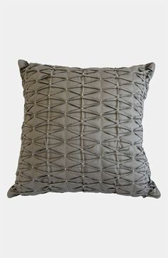 Laundry by Shelli Segal 'Zoe' Textured Pillow available at #Nordstrom