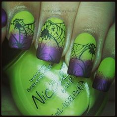 halloween by rainysunraynails #nail #nails #nailart