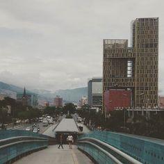 Casi casi que parece una ciudad de verdad. #skyline #urbano #ciudad #urban #medellín #medellin #colombia