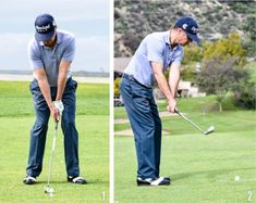 The Iron Game: Compress To Impress - Golf Tips Magazine