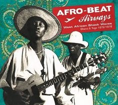 analog africa no.8 - afro-beat airways (ghana & togo 1972-1979)