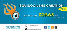 Squidoo lens creation increases your website traffic and is the best marketing Technique to create online money.