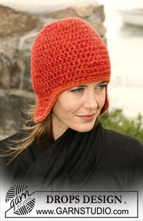 Double Crochet Hat Pattern With Ear Flaps : 1000+ images about Crochet hats (Earflap) on Pinterest ...