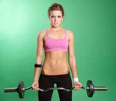 Full Body Workout Plan/Routines. poka-dot-bikini-fitness