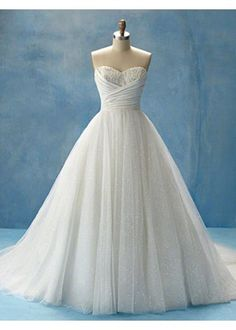 Plus Size Sweetheart Ball Gown Ruched Bodice With Beading Tulle Wedding Dresses
