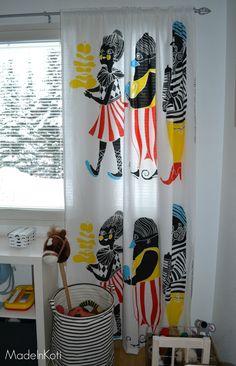 Marimekko, Curtains, Shower, Bathroom, Prints, Home Decor, Rain Shower Heads, Washroom, Blinds
