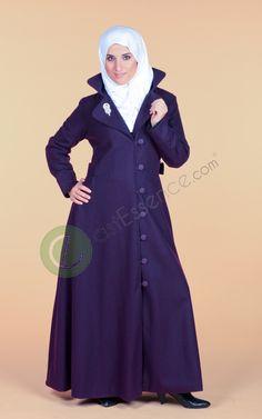 Murzan Dressy Wool Abaya from East Essence