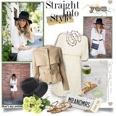 """""""Just Be You"""" by thewondersoffashion on Polyvore"""