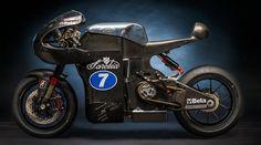 Saroléa and Bridgestone has teamed up to release Saroléa SP7 Electric Superbike.
