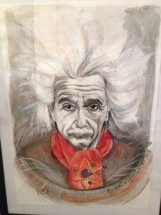 Albert Einstein - Elisa
