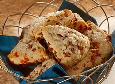 Easy Cinnamon Chip Scones from HERSHEY'S Kitchens