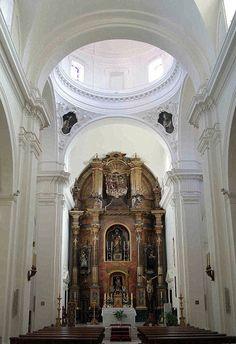 Leyendas de Sevilla: Iglesia de san Bartolomé.                                                                                                                                                                                 Más
