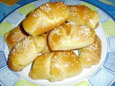 Diet Recipes, Cooking Recipes, Confort Food, Pretzel Bites, No Bake Cake, Food And Drink, Tasty, Bread, Baking