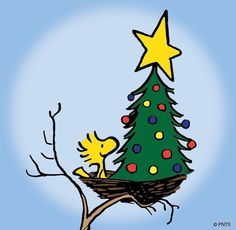 The Woodstock Christmas Tree!
