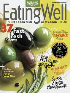 30+ New Recipes from the September/October issue of EatingWell magazine